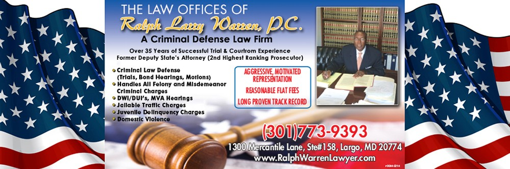 Criminal Defense Attorney - Largo, MD